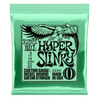 Ernie Ball Hyper Slinky Nickel Wound Guitar Strings 8-42 Gauge