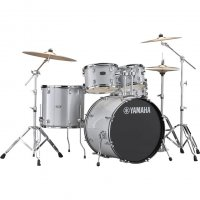 "Yamaha Rydeen Acoustic Drum Kit 22"" Silver"