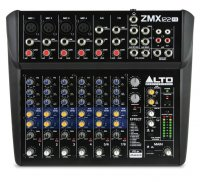 Alto Professional ZMX122FX 8 Channel Compact Mixer with Effects