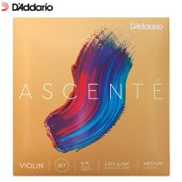 Daddario Ascente Violin Strings Set 4/4 Full Size Scale Medium