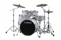 Yamaha Stage Custom Birch Fusion Kit 20 Inch Bass HW880 Hardware