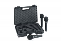 Behringer Ultra Voice XM1800s Microphones Set of 3