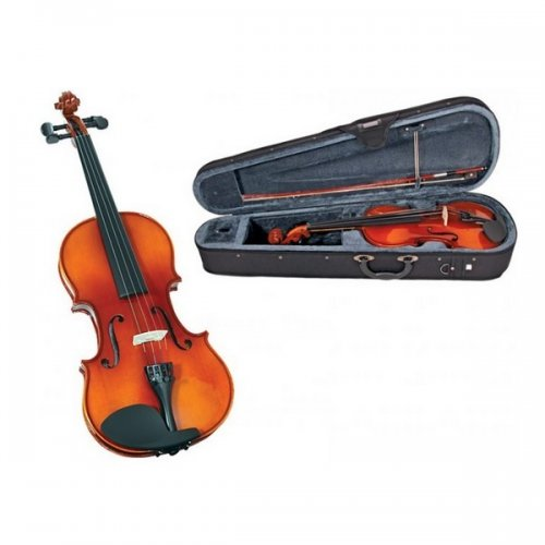 Valencia 3/4 Beginner Student Violin With Case