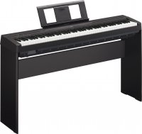 Yamaha P45 88 Key Digital Piano Black With L85 Wooden Stand