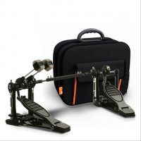Ashton BDP400TW Double bass drum pedal and Bag