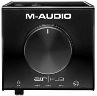 M-Audio AIR Hub USB Monitoring Interface Built-In 3-Port Hub