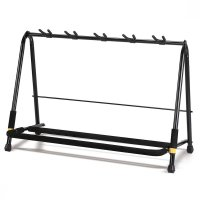 Hercules GS525B 5 Way Multi Guitar Stand Rack
