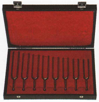 Wittner TF8 Tuning Forks Set of 8