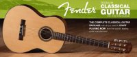 Fender FC-100 Classical Guitar Pack Natural