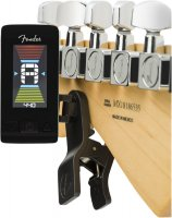 Fender Original Guitar and Bass Tuner Red