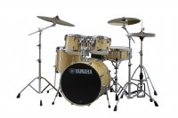 Yamaha Stage Custom Birch Euro Kit 22 Inch Bass HW780 Hardware