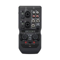 Zoom U-24 Handy Audio Interface