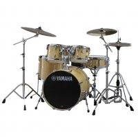 Yamaha Stage Custom Birch Acoustic Drum Kit Natural