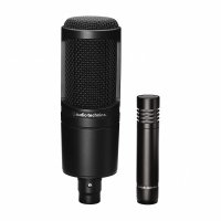 Audio Technica Studio Condenser Microphone Recording Set