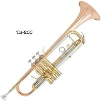 Beale TR200 Trumpet with 7C mouthpiece