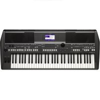 Yamaha PSRS670 61 Key Arranger Workstation Keyboard