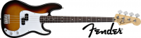 Fender Standard Precision Bass 4 String Brown Sunburst