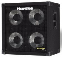 Hartke 410XL Bass Speaker Cabinet with 4 by 10 inch Speakers