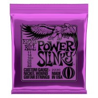 Ernie Ball Power Slinky Nickel Wound Guitar Strings 11-48 Gauge
