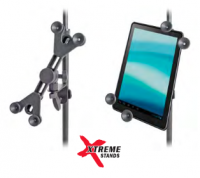 Xtreme AP24 iPad Andriod Tablet Holder For Microphone Stands