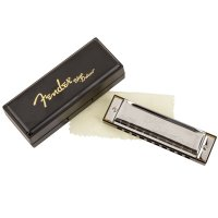 Fender Blues Deluxe Harmonica Key Of C Mouth Organ