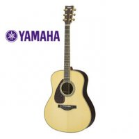 Yamaha LL16L Left Handed ARE Acoustic L Series Guitar