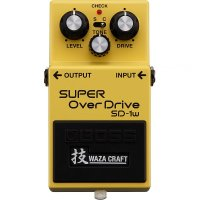 BOSS SD-1w Super Overdrive Pedal