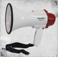SoundArt SLH-610-RED Megaphone 10 Watt