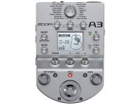 Zoom A3 Acoustic Effects & AMP Simulator