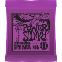 Ernie Ball 11-48 Power Slinky Nickel Wound