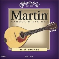 Mandolin Bronze String 10-34 M400