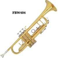 Fontaine FBW404 Trumpet B Flat with ABS Case