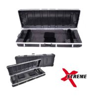 Xtreme KC61 ABS Keyboard Case with Wheels Suits 61 keys