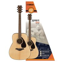 Yamaha GIGMAKER800 Acoustic Guitar Pack Natural Gloss