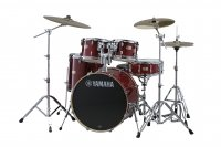 Yamaha Stage Custom Birch Fusion Kit 20 Inch Bass HW780 Hardware