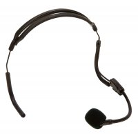 Ashton Cardioid Headset Microphone with Windstock