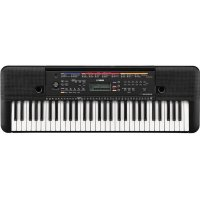 Yamaha PSRE263 61-Note Portable Keyboard Plus Headphones