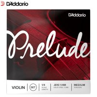 Daddario Prelude Violin Strings Set 1/4 Size Scale Medium