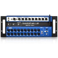 SOUNDCRAFT UI24R 24-CHANNEL DIGITAL MIXER