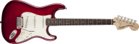 Fender Squier Standard Stratocaster FMT Crimson Red Transparent