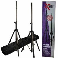 Xtreme SS252 Speaker Stand and Bag