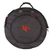 "Xtreme DA574 24-22 inch Cymbal Bag Case + 16"" Side Pocket"
