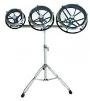 Powerbeat Roto Toms Set Tunable 6inch 8inch 10inch