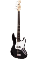 SX Bass Guitar 4 String JB Style Black