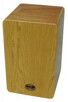 MP Cajon Mini Maple Veneer Front