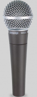 Shure SM58S Cardioid Dynamic Microphone With Switch