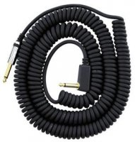 VOX VCC090BK 9m Black Vintage Coiled Cable