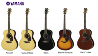 Yamaha LL6 Acoustic L Series Guitar