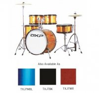 DXP TXJ7 Junior Drum Set