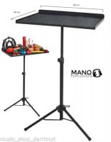 Xtreme TDK418 Percussion Table Stand